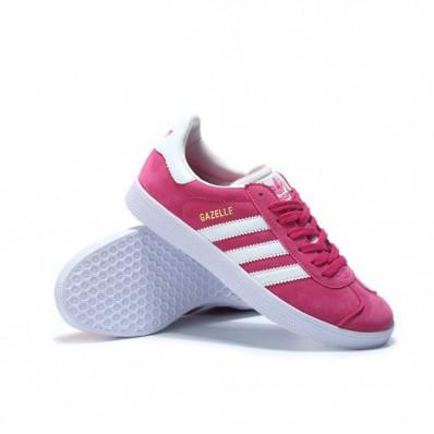 adidas Gazelle 2 rouge Chaussures adidas Chausport