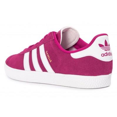 55dca7e87da13 adidas Gazelle 2 rose Chaussures adidas Chausport