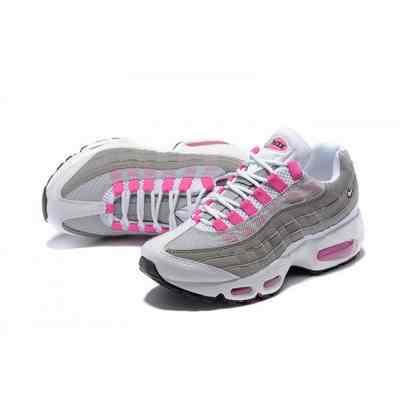 low priced 32630 e441e air max noir et rose femme,retour facile et gratuit,nike 95 gris et rose femme  pas cher